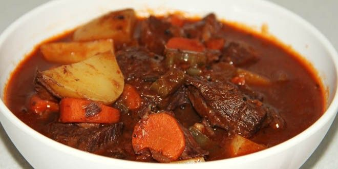Thermomix Beef stew