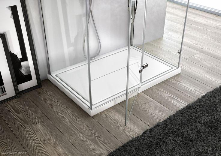 Bathroom Modern Shower Render