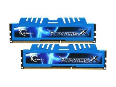 G. Skill 8GB (2x4GB) 7 CAS Latency 1600 speed Memory $82.99