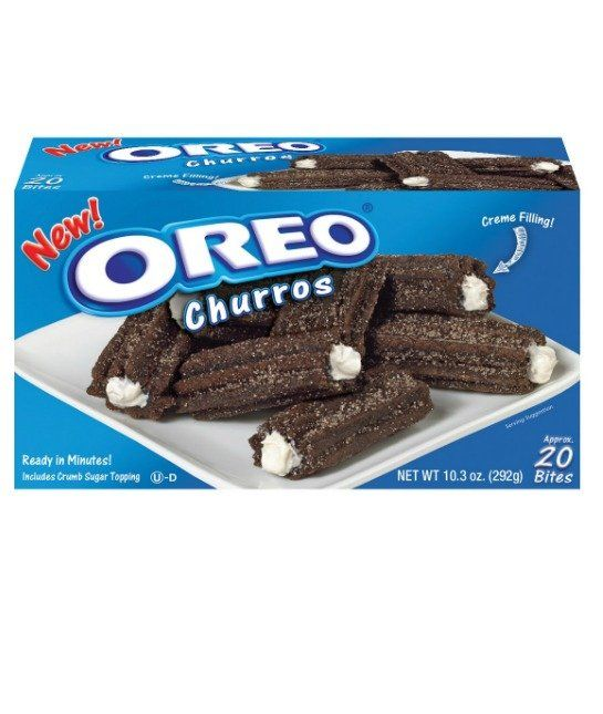 Oreo Churros - Oreo Products You Didn't Know Existed
