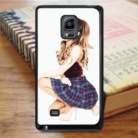 Ariane Grande Problem Singer Samsung Galaxy Note 3 Case