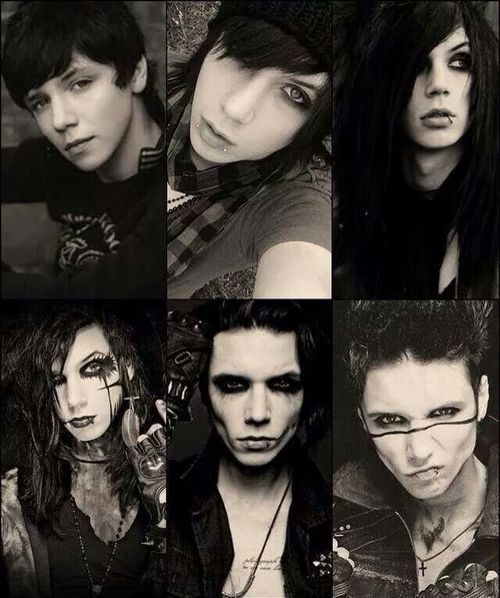Andy over the years.. I really like this