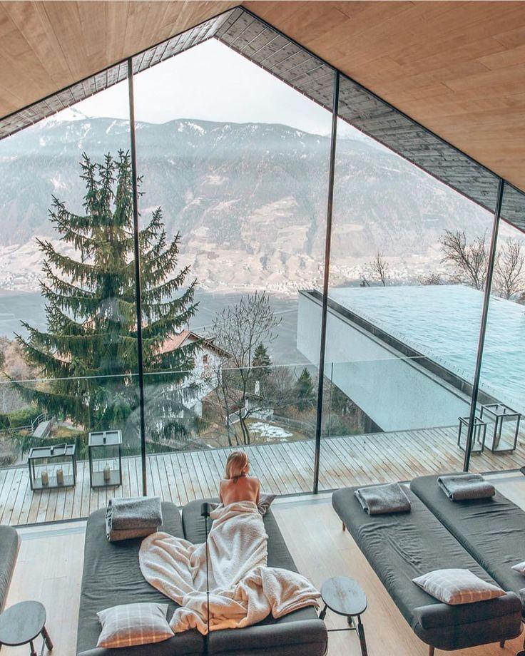 This Is Beautiful By Where To Find Me Homes Bedroom Views Luxury Lifes Architecture Bedro Dekorasyon Fikirleri Tasarim Evler Tasarim Ic Mekanlar