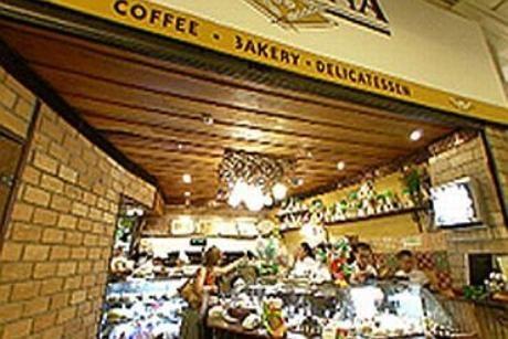 Restaurantes Cafeína - Leblon II - Rio de Janeiro - Guia da Semana