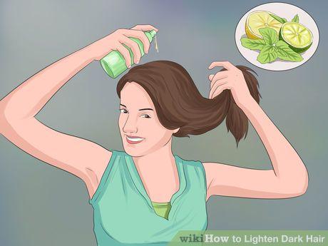 Image titled Lighten Dark Hair Step 9