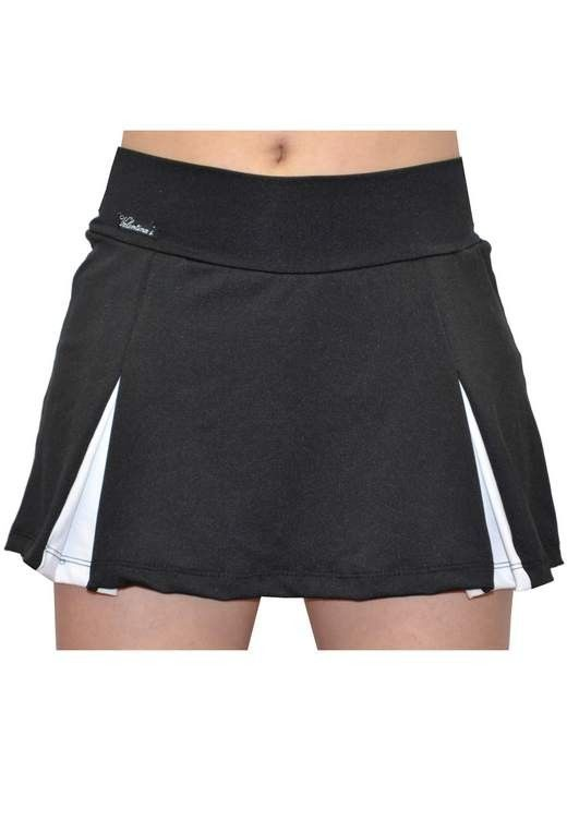 Short Saia Pregas Preto Tenista  http://www.lojavalentinas.com.br/index.php?route=product/product&path=49&product_id=364