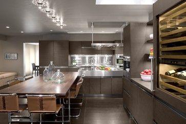 Weston House - modern - kitchen - boston - Ruhl Walker Architects