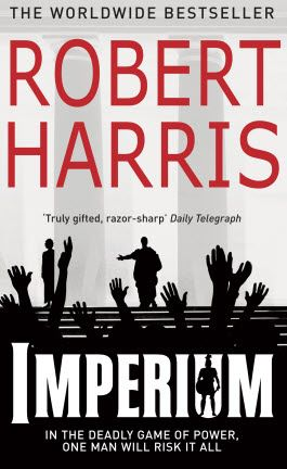 August 29, 2016  Imperium by Robert Harris audio