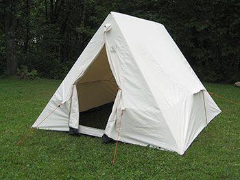Lightweight Snowtrekker Exp Crew Winter Camping Canvas