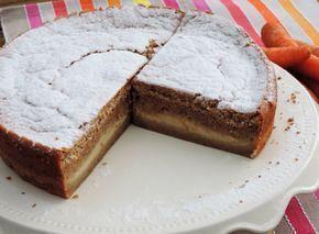 Een echt verrassende cake. Je gebruikt slechts één beslag en toch ontstaan er drie verschillende lagen. Ontdek hoe het werkt en bak deze magische wortelcake
