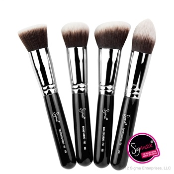 Sigma kabuki brush set. Amazing!