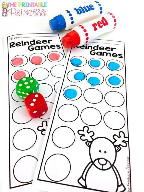 Looking for December math and literacy ideas for Kindergarten? Or perhaps you're on the lookout for something less Christmas that you can use all winter long. Either way - you're going to love this post! You'll find great math and ELA center ideas for December, January, or anytime there's snow on the ground in your area (or gingerbread in your heart)! Click through to also check out the free downloads. And many of these ideas can also be used in your preschool or 1st grade room.