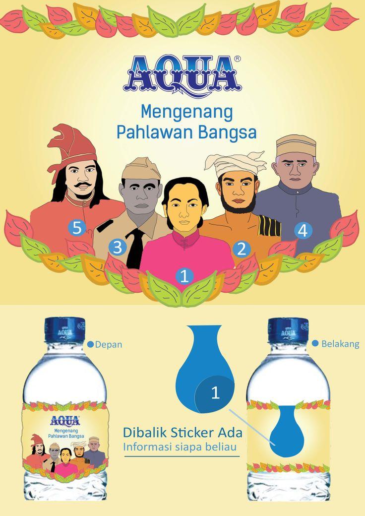 Aqua redesign packaging concept
