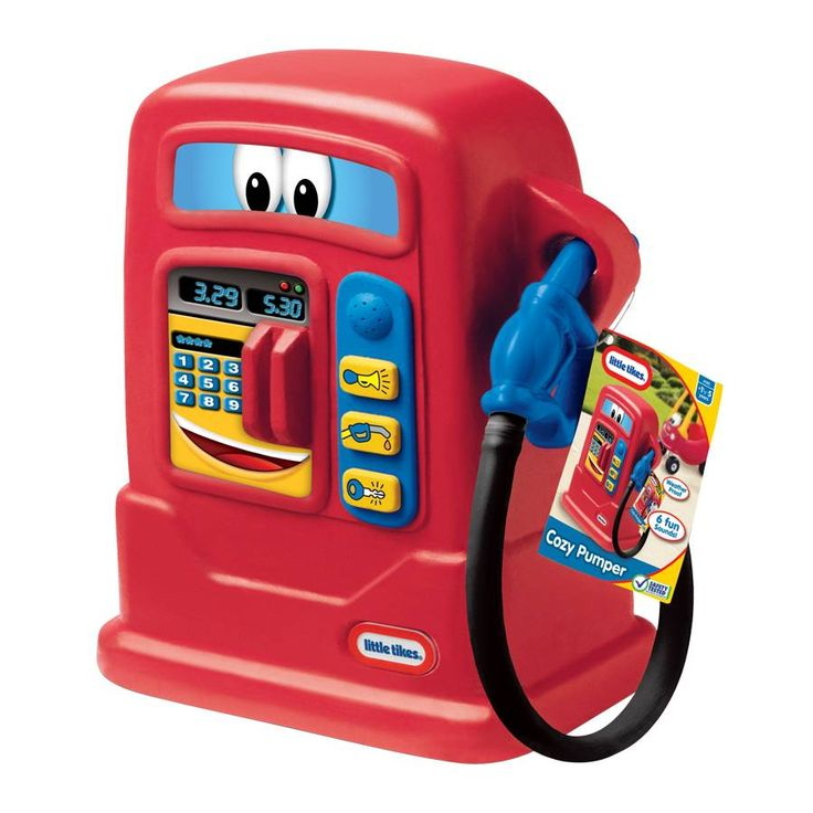 Little Tikes Gas Pump | ToysRUs Australia