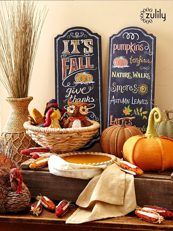 806 Best Images About Autumn Decorating Ideas On Pinterest