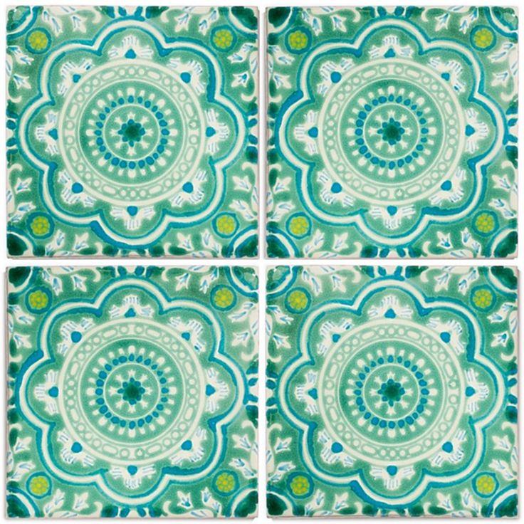 Die besten 25+ Grüne fliesen Ideen auf Pinterest Grüne - h he fliesenspiegel k che