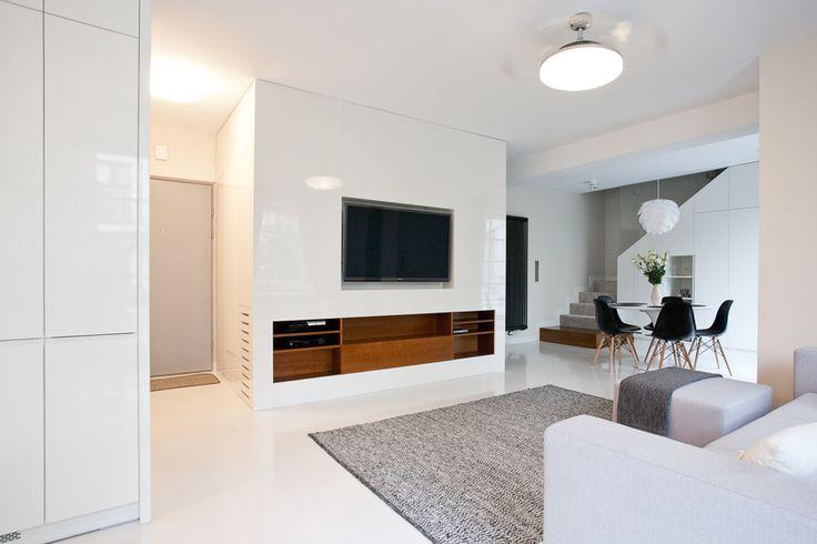 Jasne, czyste, minimalistyczne wnętrze :)