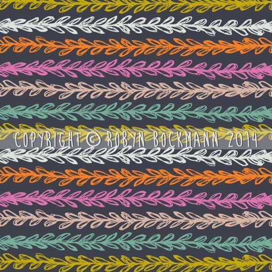 """""""Wheaten Fields"""" Original surface pattern design by Robyn Bockmann.  Copyright 2014."""