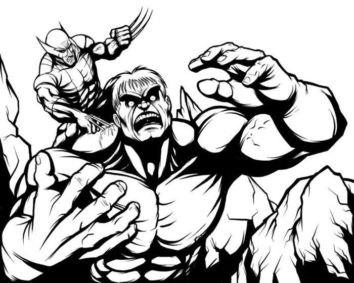 Desenhos Do Hulk Para Pintar Desenhos Para Colorir Do Hulk Hulk