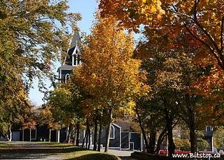 St. Thomas' Anglican Church in St. John's, NL