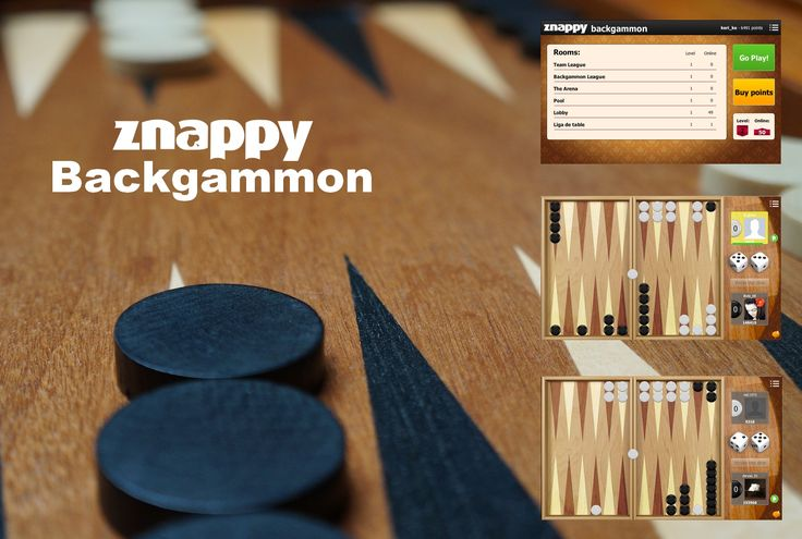 🎲 In any case, the best way to learn backgammon is to play it. 🎲 ~Paul Magriel~