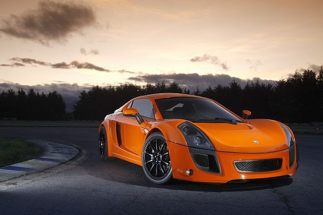 Mastretta MXT...Mexico's first exotic sportscar, make a run for the border Roadrunner!