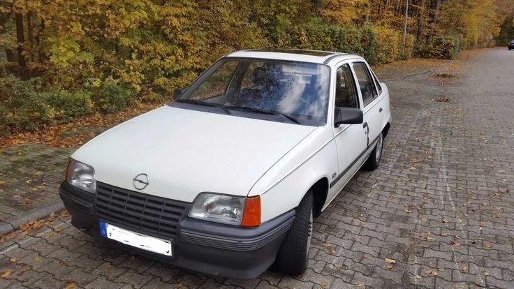 Opel Kadett E 1.6S  Oldtimer,H-Zulassung !!   Check more at https://0nlineshop.de/opel-kadett-e-1-6s-oldtimerh-zulassung/