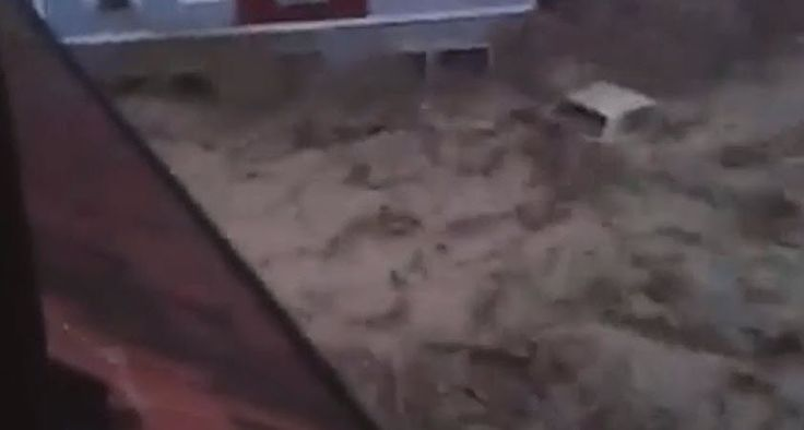 Heftige Unwetter in Baden-Württemberg: Amateurvideos aus Braunsbach - SPIEGEL ONLINE - Video