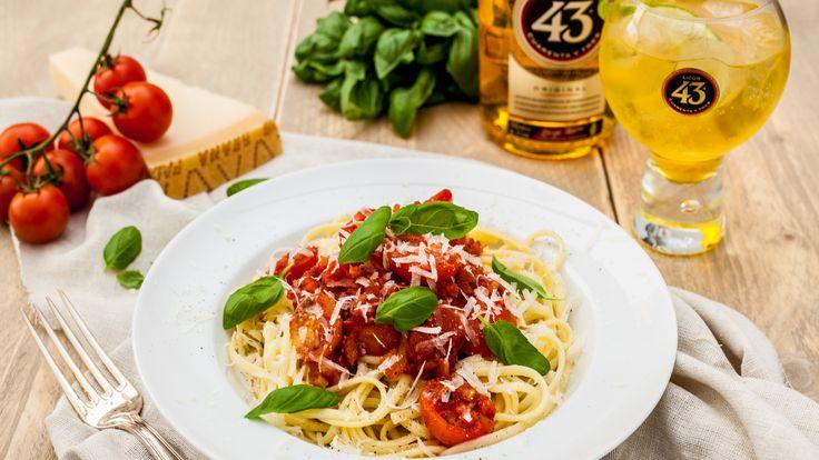 Vegetarische Pasta 43