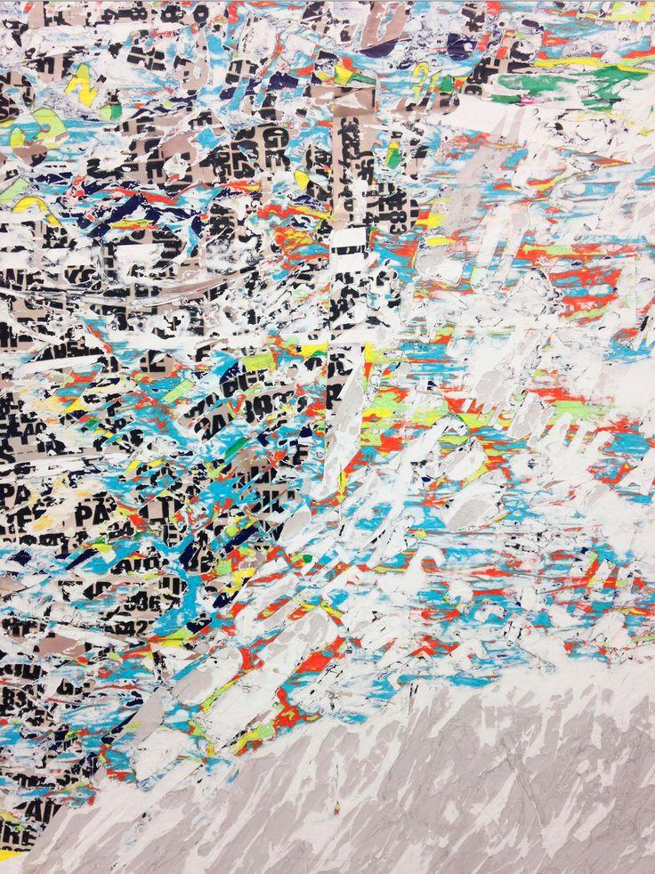 Mark Bradford http://whitecube.com/artists/mark_bradford/