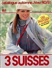 catalogue la redoute 1980 | ... similaires à « ancien catalogue 3 SUISSES hiver 2000 01 REDOUTE