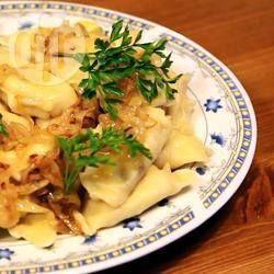 Traditionele Pierogi (Poolse Dumplings) zoals mijn Poolse oma zou maken!