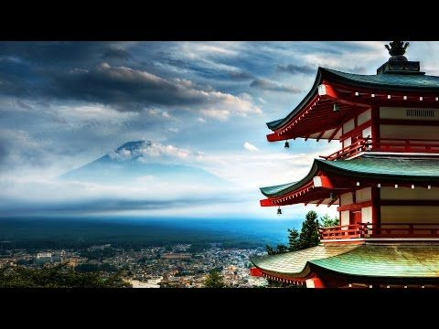 """432 hz DNA Healing/Chakra Cleansing Meditation Music """"Temple of Zen"""" - YouTube"""