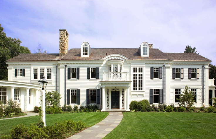 Old Fashioned Houses Pinterest House And Exterior Design