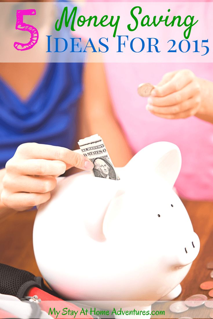 5 Money Saving Ideas For 2015 - If spending less and saving more is part of you New Year resolution I got 5 money saving ideas for 2015 that will help you.