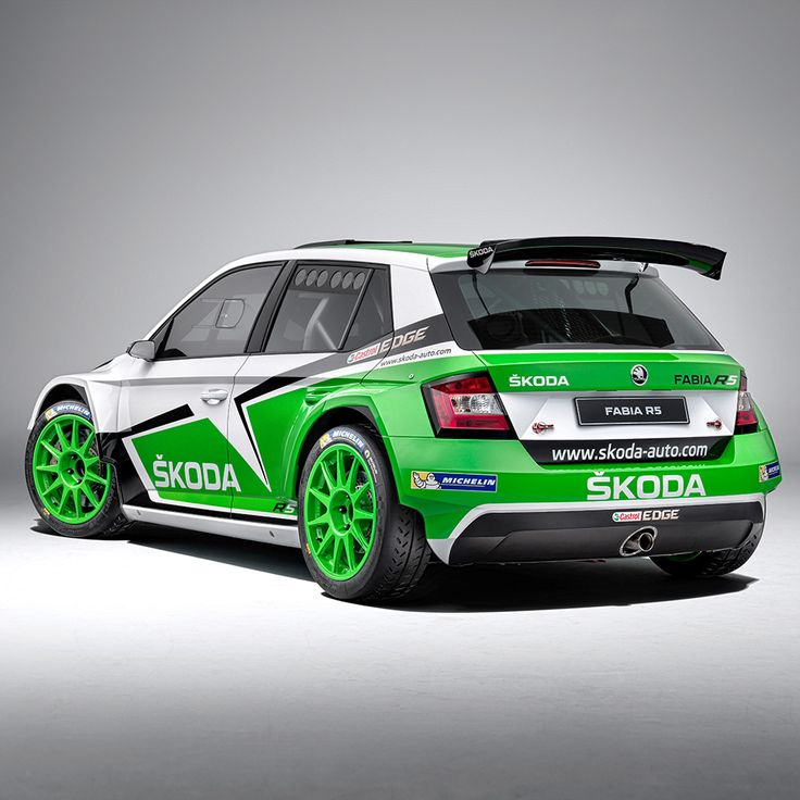 """""""We started active development in January 2014. Every step in development, every test, every kilometre driven and every team member were extremely important to the success of the project.""""  head of ŠKODA Motorsport Michal Hrabánek #R5"""