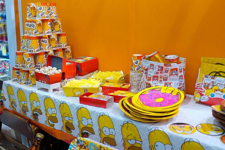Festa Os Simpsons