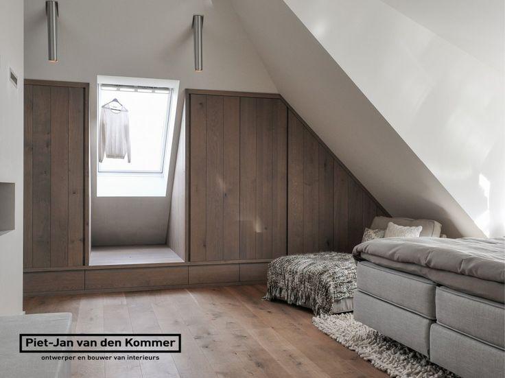 Luxe woonboerderij - Piet-Jan van den Kommer - slaapkamer garderobe 2