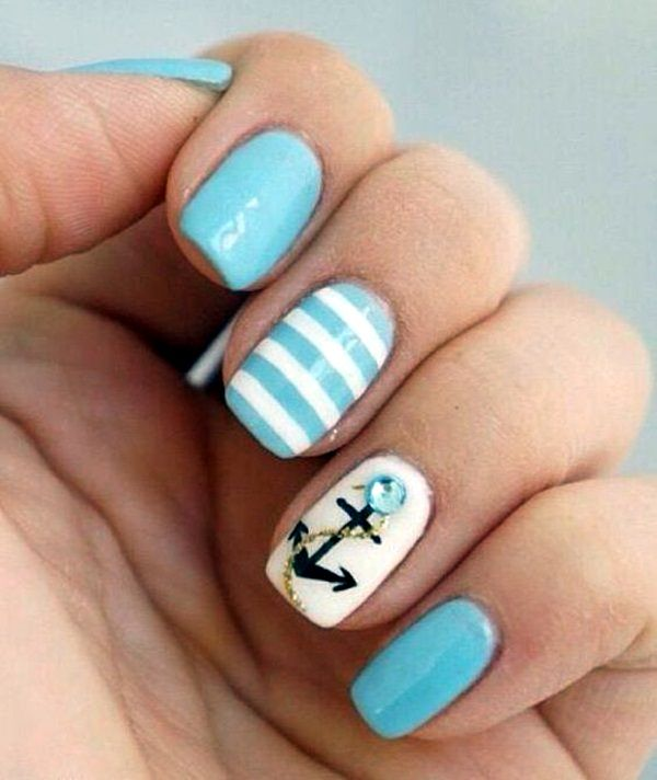 Popular Nail Art Designs: Best 25+ Summer Holiday Nails Ideas On Pinterest