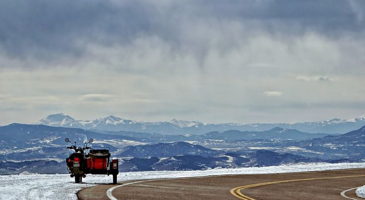 A Redleg's Rides: Pikes Peak, twice in one day.