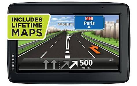 """image of TomTom Start 25 Western Europe 5"""" Sat Nav plus Lifetime Maps"""
