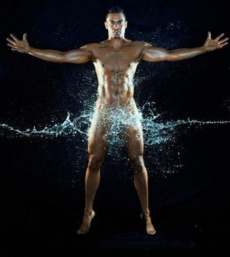 Giancarlo Stanton Of Miami Marlins Says He S Recovering: 56 Best ESPN Body Issue Images On Pinterest