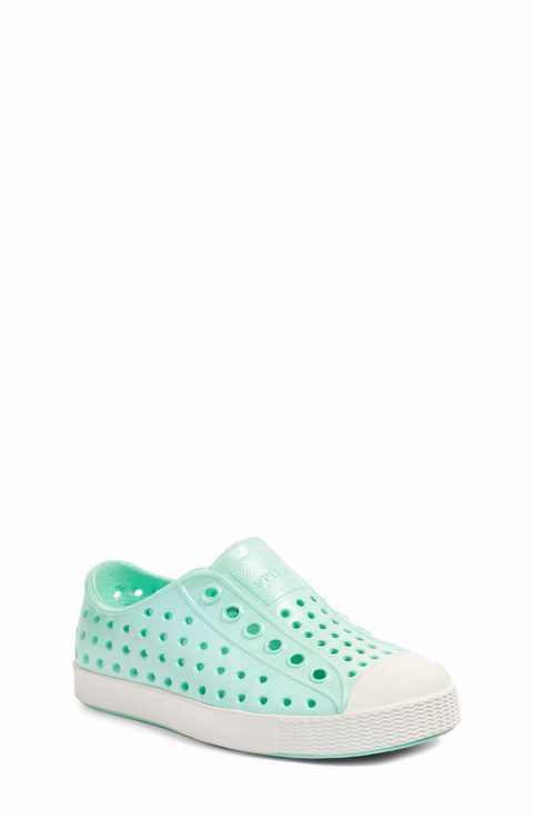 da62b4cc7d6 Native Shoes  Jefferson  Iridescent Slip-On Sneaker (Baby