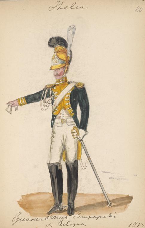 Guardia D'Onore Compagnia di Bologna