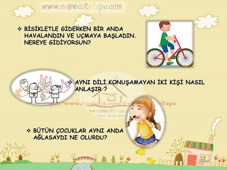 çocuklarda yaratıcı düşünme,çocuklarda hayal gücü gelişimi, (1) | Evimin Altın Topu