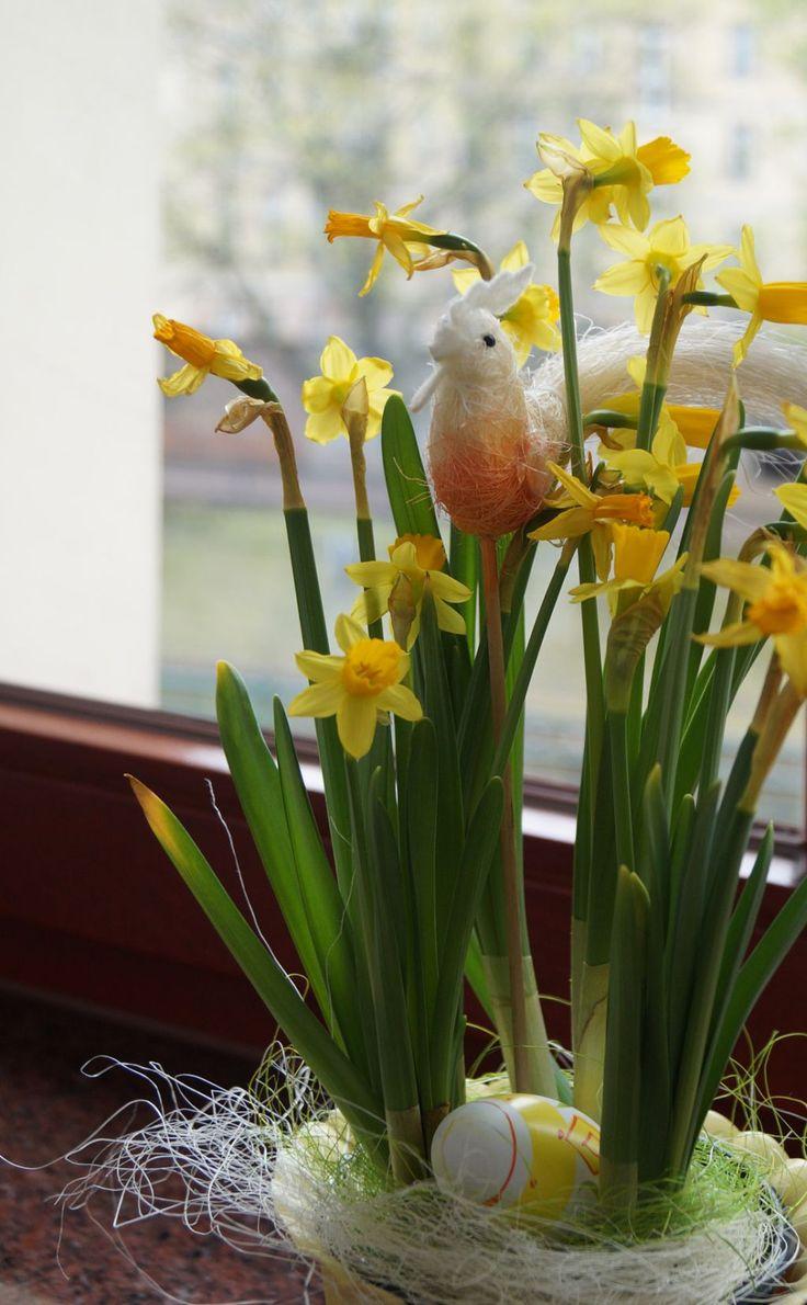 Wielkanocne dekoracje :)