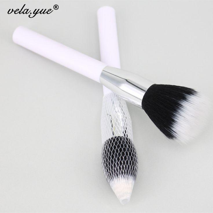 $4.50 (Buy here: https://alitems.com/g/1e8d114494ebda23ff8b16525dc3e8/?i=5&ulp=https%3A%2F%2Fwww.aliexpress.com%2Fitem%2FProfessional-187-Duo-Fibre-Face-Brush-For-Foundation-Powder-Blush-Makeup-Brush%2F32229117227.html ) 187 Duo Fibre Face Stipple Brush Multipurpose Makeup Brush For Foundation Powder Blusher for just $4.50