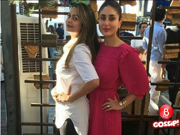 Kareena Kapoor Khan and Amrita Arora are up to something!