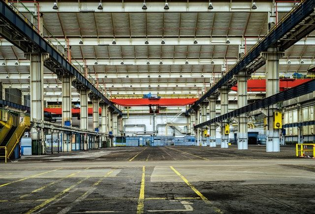5 Ways To Make Money From An Empty Warehouse Ideas For Warehouse