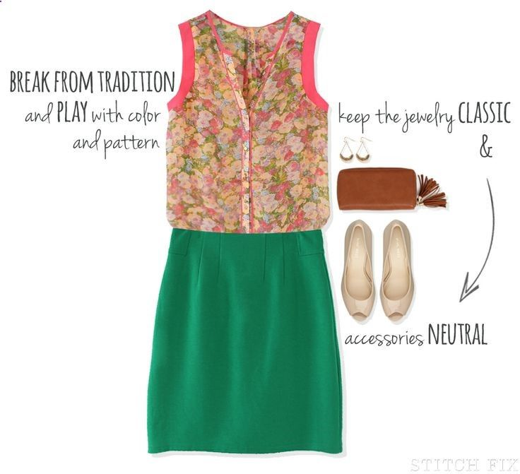 Revamp your work wear for spring! - Stitch Fix